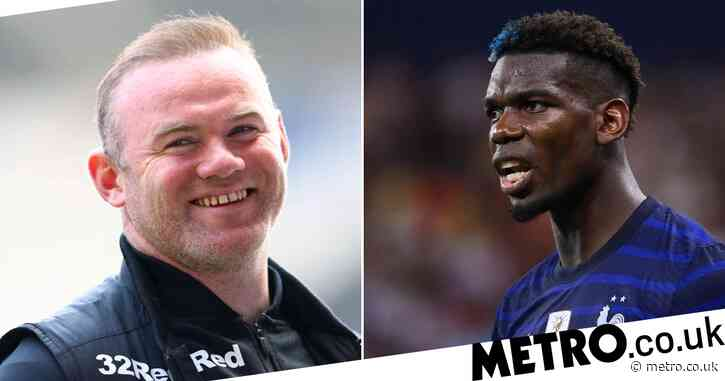 Wayne Rooney reveals how Paul Pogba can replicate France form for Man Utd