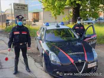 Arrivano i carabinieri, ladri in fuga nella notte a Casalecchio di Reno - sassuolo2000.it - SASSUOLO NOTIZIE - SASSUOLO 2000