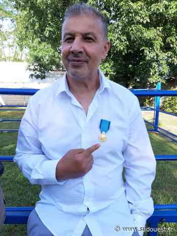 Pessac : les deux entraîneurs de l'Ussap Boxe médaillés - Sud Ouest