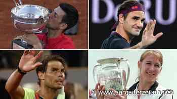 Novak Djokovic: Jagd auf Federer, Rafael Nadal und Steffi Graf - Aargauer Zeitung