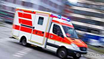 Reeser erleidet schwere Verletzung bei Unfall in Isselburg - NRZ