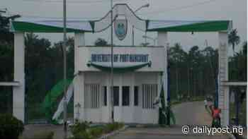 University of Port Harcourt gets new Vice Chancellor - Daily Post Nigeria