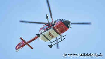 Fünf Schwerverletzte bei Unfall auf der A4 bei Lichtenau - Radio Leipzig