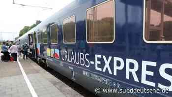 Erster Nachtzug aus Basel in MV angekommen - Süddeutsche Zeitung