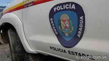 Policía de Aragua abatió a individuo en Palo Negro elsiglocomve - Diario El Siglo