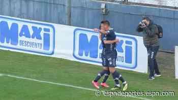 Un penal gigante: Quilmes se puso 2 a 0 ante Chacarita tras un patadón - ESPN Deportes
