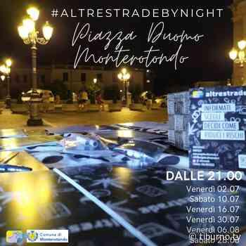 Monterotondo è #AltrestradeByNight - Tiburno.tv