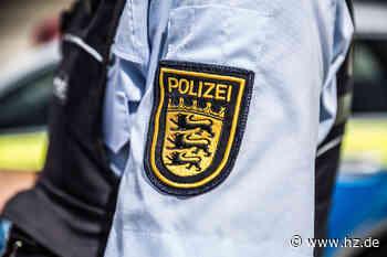 Im Waldgebiet bei Gerstetten : Betrunkener 22-Jähriger fährt mit Auto in Graben - Heidenheimer Zeitung