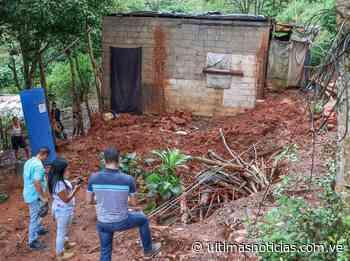 Atienden a familias de Arismendi afectadas por fuertes lluvias en Margarita - Últimas Noticias