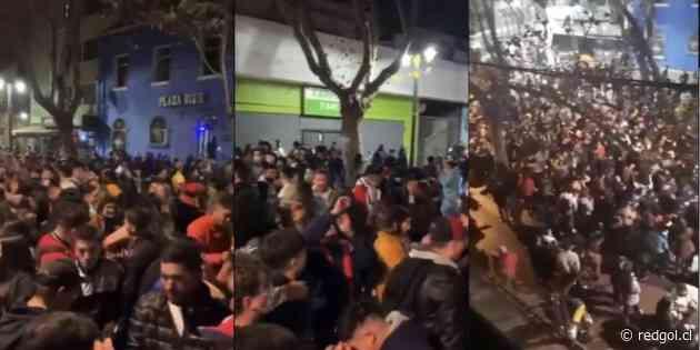VIDEOS   Masiva fiesta en Bellavista en plena pandemia provoca indignación en redes sociales - RedGol