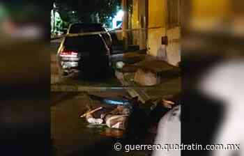 Hallan a 2 asesinados con torniquete en la Bellavista de Acapulco - Quadratin Guerrero