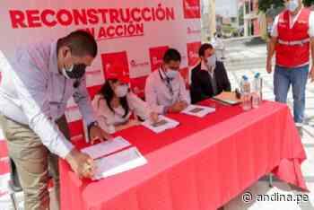 Piura: ARCC entrega planes de drenaje pluvial de las ciudades de Bellavista y Talara - Agencia Andina