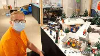 Melun : des militaires version Playmobil à découvrir au musée de la gendarmerie - Le Parisien