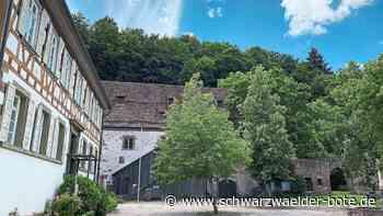 Wildberg will Profil schärfen - Gedankenspiele um eine Kulturmeile Kloster - Schwarzwälder Bote