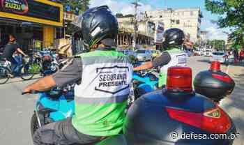 Primeiro mês de Segurança Presente Japeri tem números positivos - Defesa - Agência de Notícias