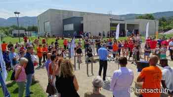 Trets : « Terre de Jeux 2024 » a été lancé par une belle journée sportive marquée par des dizaines de démos et essais - Trets au coeur de la Provence