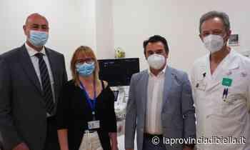 Cossato, diventa operativo l'ambulatorio di diagnostica vascolare non invasiva - La Provincia di Biella
