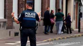 Halluin: après la brigade canine, la police municipale se dote de motos - La Voix du Nord
