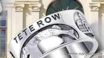 Teterow gibt es jetzt auch als Schmuck-Ring - Nordkurier