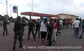 Protestan por gasolina en Sabaneta de Barinas - Noticias Barquisimeto