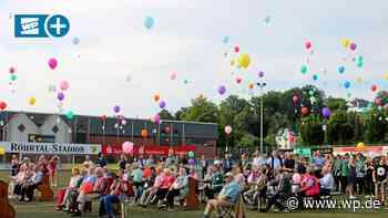 Schützen in Sundern: Ballons der Toleranz und Hoffnung - Westfalenpost