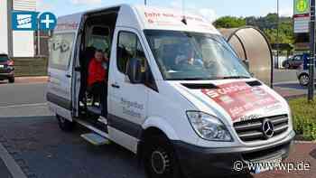 Sundern: Bürgerbus hält ab Montag wieder bei Edeka - Westfalenpost