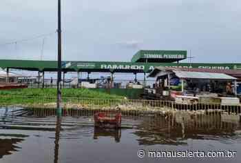 Ampliação do terminal pesqueiro de Manacapuru entra na reta final - Portal Manaus Alerta