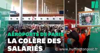 Orly et Roissy perturbés par la grève des salariés d'ADP - Le HuffPost