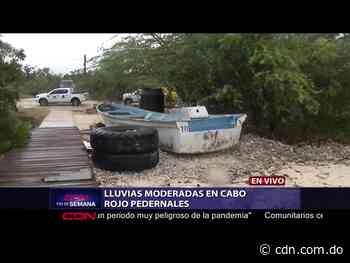 Pedernales en calma tras paso de la tormenta Elsa por litoral sur de RD - CDN