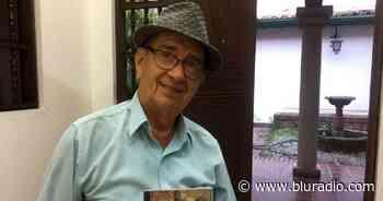 Murió Germán Valenzuela, el periodista santandereano que compuso el himno de Piedecuesta - Blu Radio