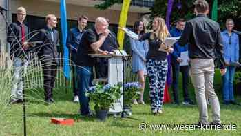 IGS Oyten: Erster Abiturjahrgang verabschiedet - WESER-KURIER - WESER-KURIER