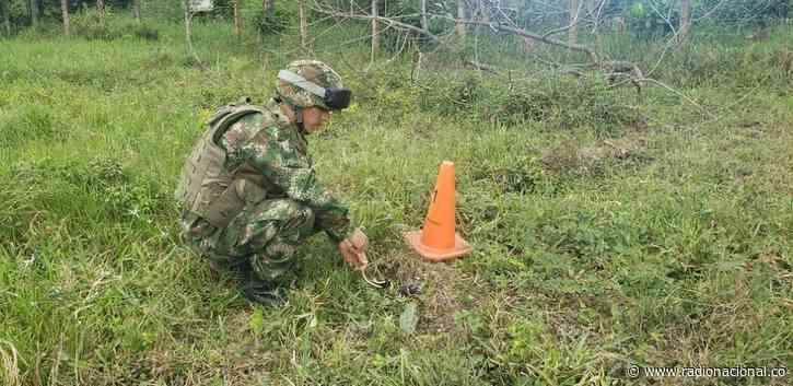 Ejército frustra atentado terrorista en Fortul, Arauca - Radio Nacional de Colombia