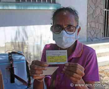 Llegó un lote de 5.790 dosis de vacunas anticovid a Puerto Cabello - ACN ( Agencia Carabobeña de Noticias)
