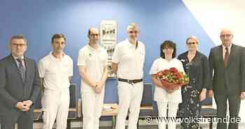 Ärztliche Leitungen im Krankenhaus Daun neu besetzt - Trierischer Volksfreund
