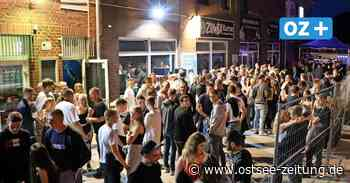 Sharks Club Bad Doberan: So war die erste Party nach über einem Jahr Schließung - Ostsee Zeitung