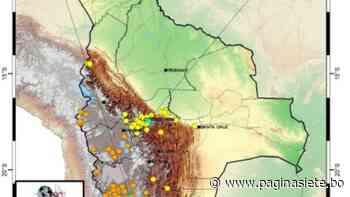El Observatorio San Calixto localizó 100 sismos en Bolivia durante junio - Pagina Siete