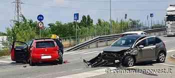 Incidente tra Arese e Rho: 4 persone coinvolte - Prima Milano Ovest