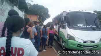 Un millón de bolívares se paga por pasaje urbano en El Vigía - Diario de Los Andes