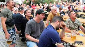 Fußball-EM in Finsterwalde: Public Viewing für nur einen Abend - Lausitzer Rundschau