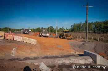 Ruta PY02: Abren nuevos frentes de obras desde Caacupé hasta Eusebio Ayala - Radio Ñanduti