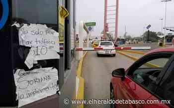 Plaza comercial hace negocio con distribuidor vial de Guayabal - El Heraldo de Tabasco