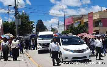 De luto Dolores Hidalgo tras sepultar a cuatro dolorenses embestidos por tráiler - El Sol de León