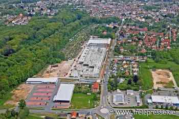 Ein Grundstück ist schon gekauft: Kommt Rewe nach Meerane? - Freie Presse