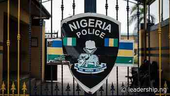 Imo Police Nab Alleged Mastermind Of Invasion Of Owerri Correctional Centre - LEADERSHIP NEWS