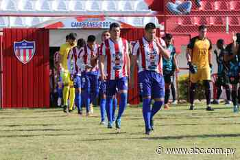 Benjamín Aceval alcanza la cima - Fútbol de Ascenso de Paraguay - ABC Color