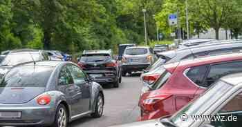 Innenstadt Dormagen: Ärger um fehlende Anwohner-Parkplätze - Westdeutsche Zeitung