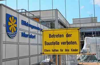 Markdorf: Warum sich die Arbeiten am Markdorfer Bildungszentrum noch länger hinziehen - SÜDKURIER Online
