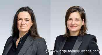 Protection sociale : Marie-Anne Clerc et Peggy Séjourné évoluent chez Malakoff Humanis - L'Argus de l'Assurance