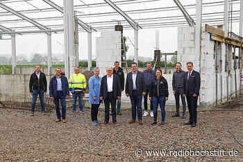 Condor-Group erweitert Produktionsflächen in Salzkotten - Radio Hochstift