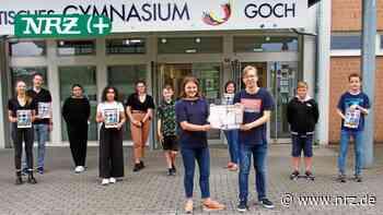 """Goch: Die ausgezeichnete Schülerzeitung """"Grenzgänger"""" - NRZ"""